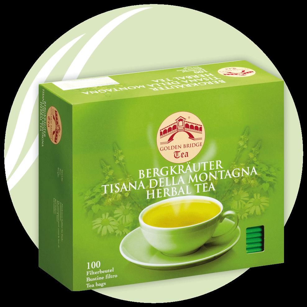 bergkräuter Tee