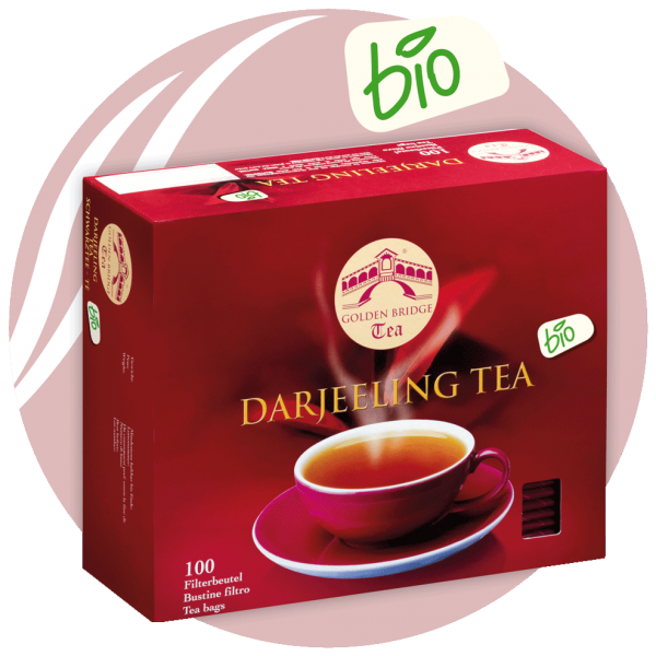 darjeeling tea bio