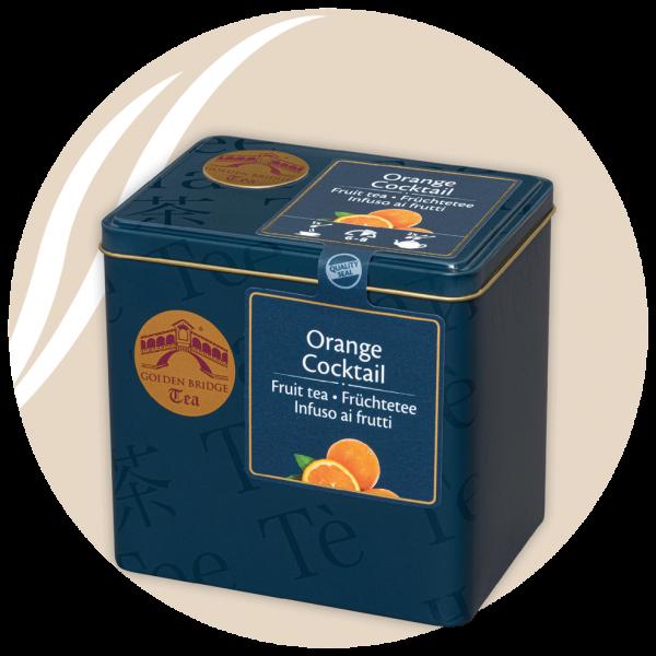 Orange Tee für Gäste