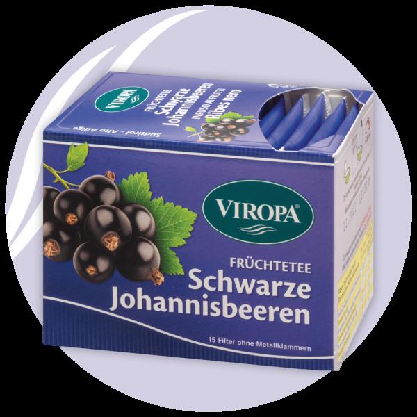 Viropa schwarze Johannisbeeren