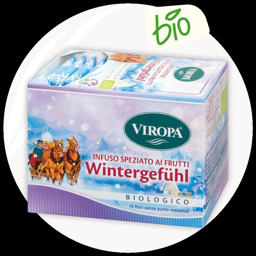 Viropa Wintergefühl tè