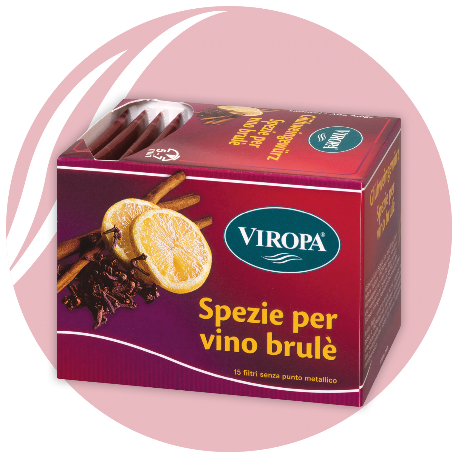 viropa spezie vino brule
