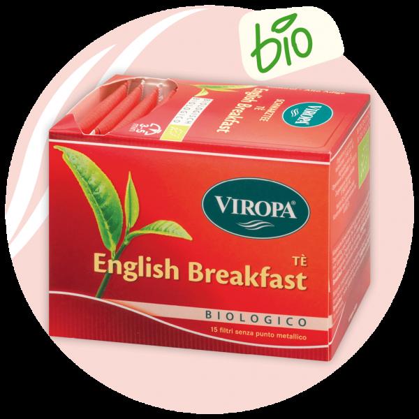 viropa tè english breakfast